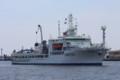 海底広域研究船「かいめい」