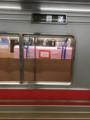 上野毛駅ホームドア(その2)