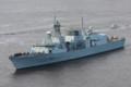 フリゲート艦「オタワ」