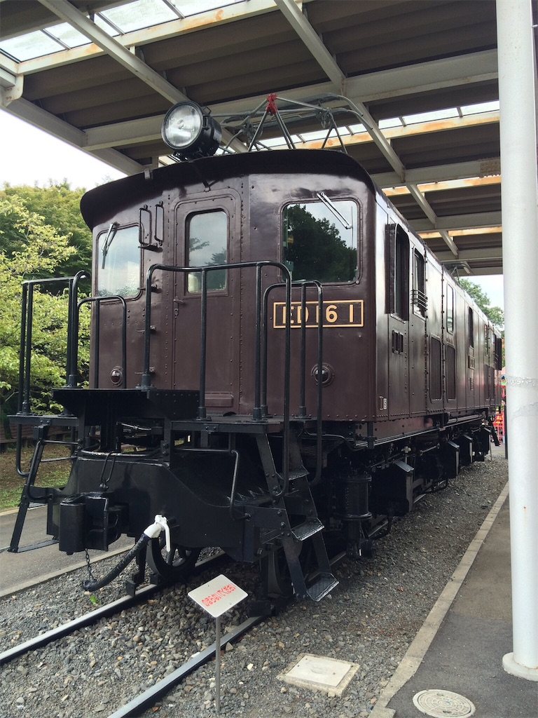 ED16形直流用電気機関車