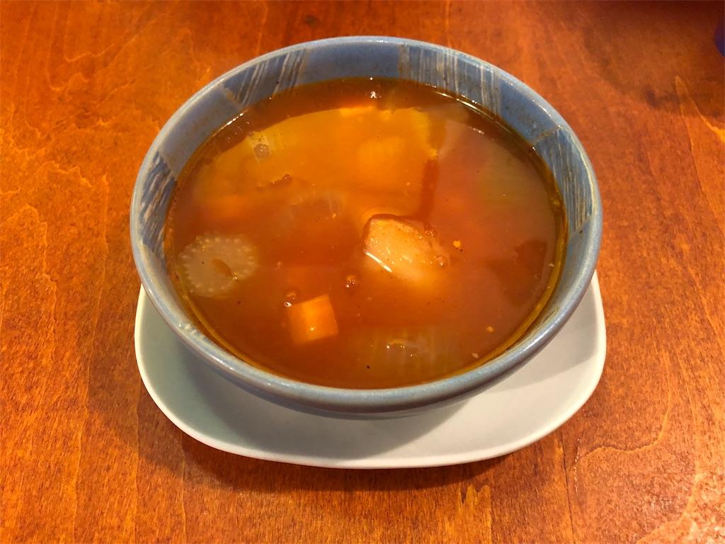 シャマイム スープ