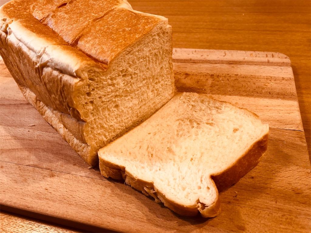 ルプチモンド 食パン