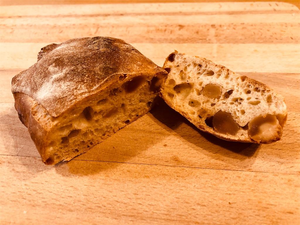 ルプチモンド 豆パン