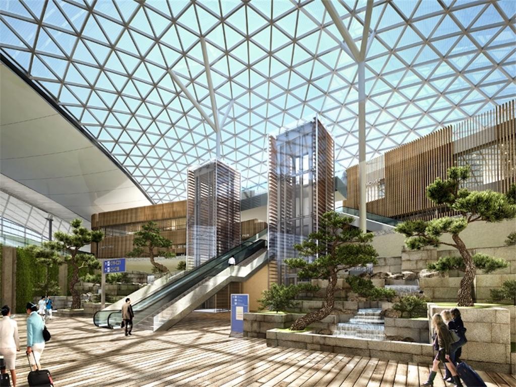 仁川空港 第2旅客ターミナル