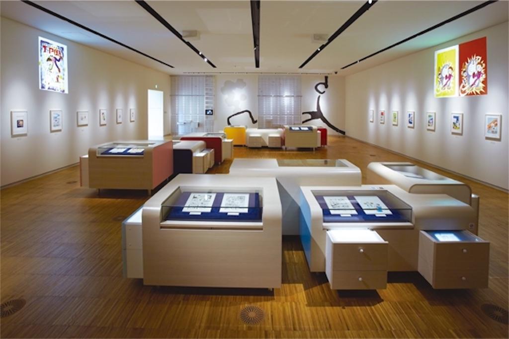 藤子・F・不二雄ミュージアム 展示室