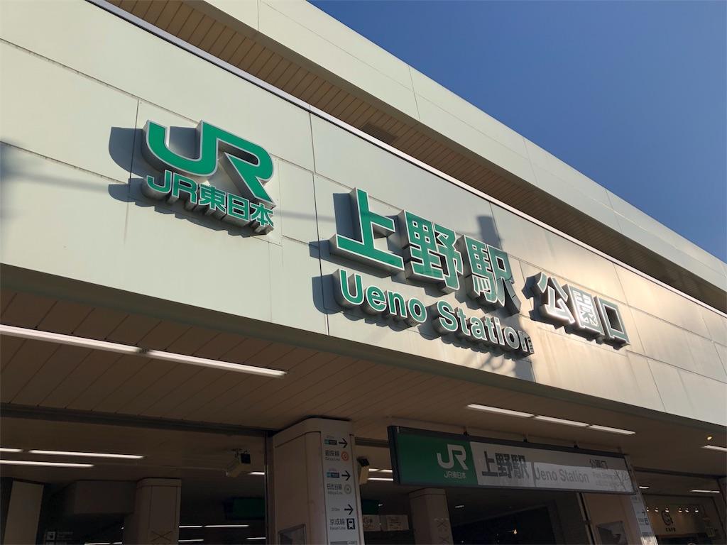上野駅 公園口改札