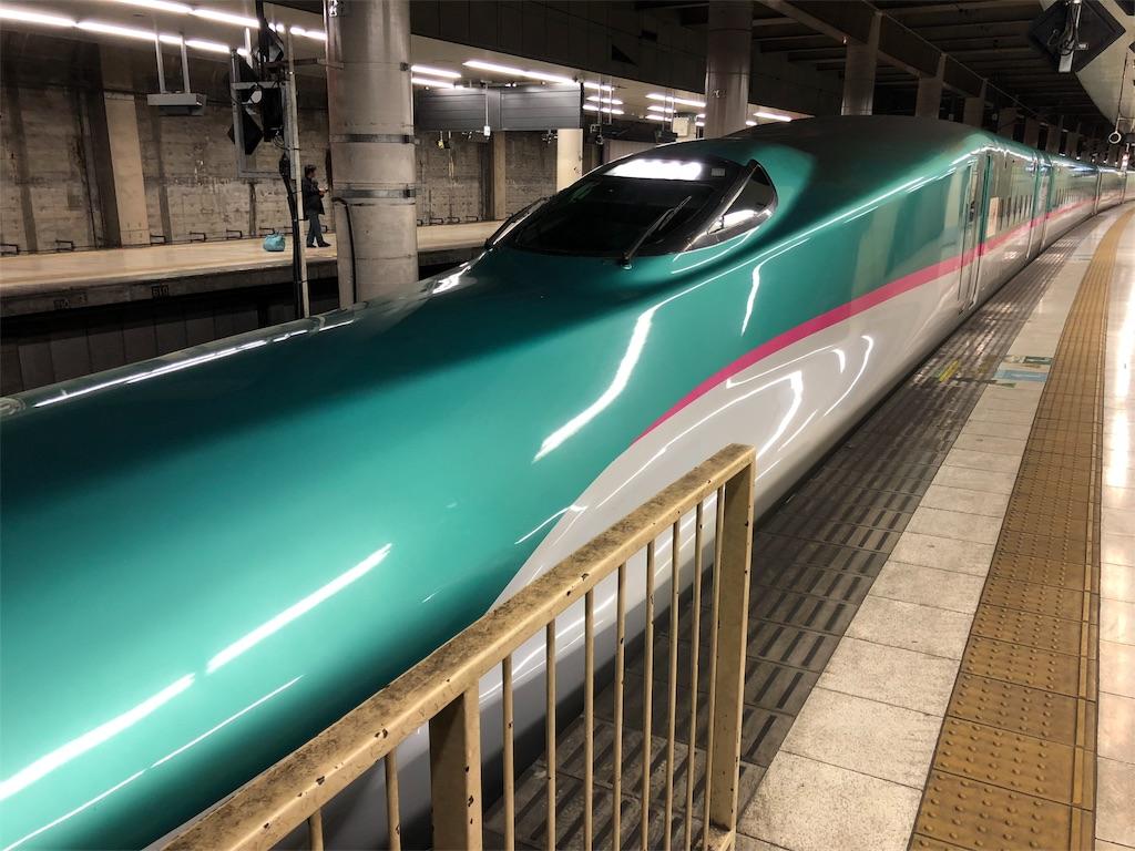 E5系新幹線車両 はやぶさ