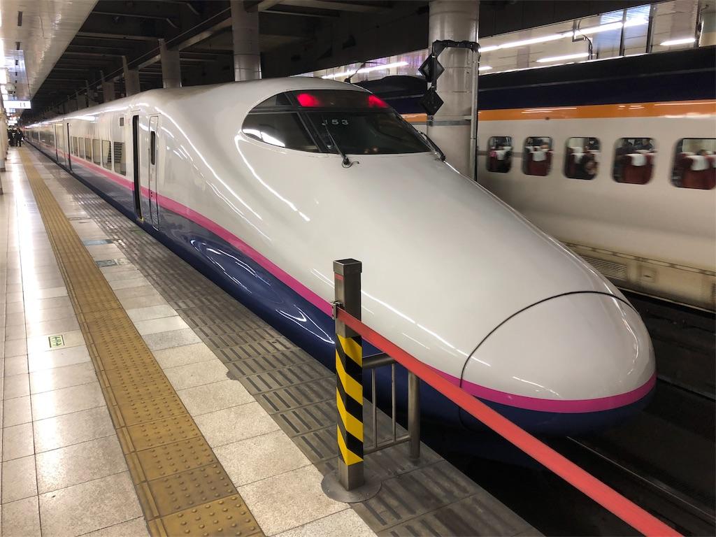 E2系新幹線車両