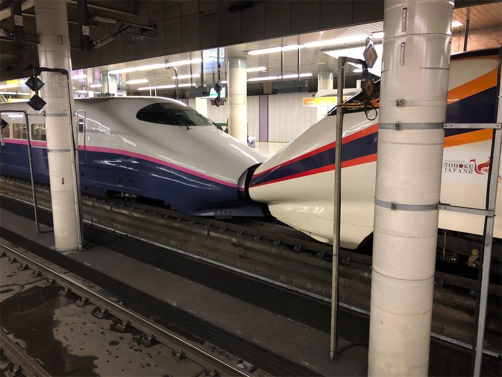 E2系新幹線車両 連結