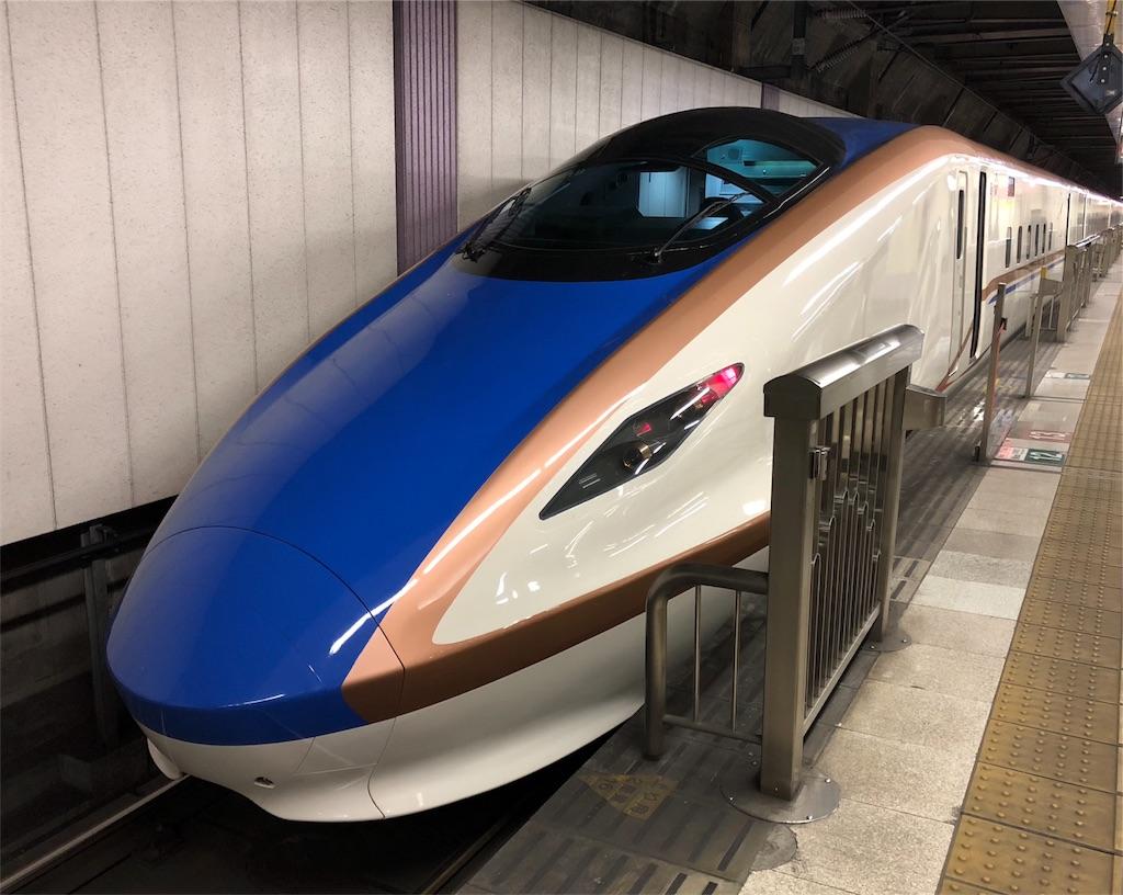 E7系新幹線 かがやき