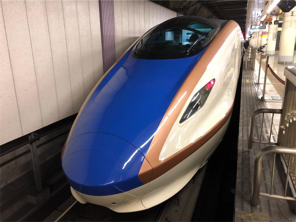 E7系新幹線車両 かがやき