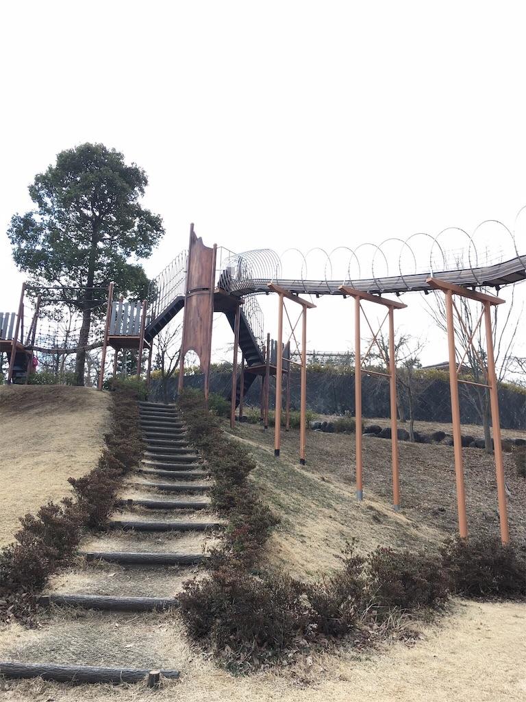 小田原こどもの森公園わんぱくらんど 滑り台