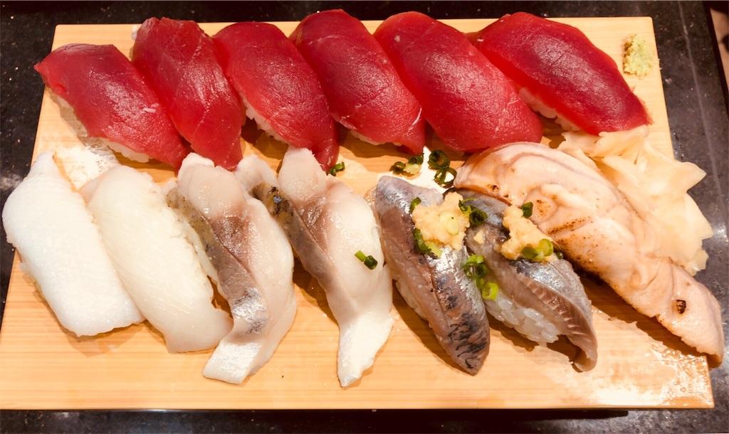 立喰美登利エチカ池袋店 寿司