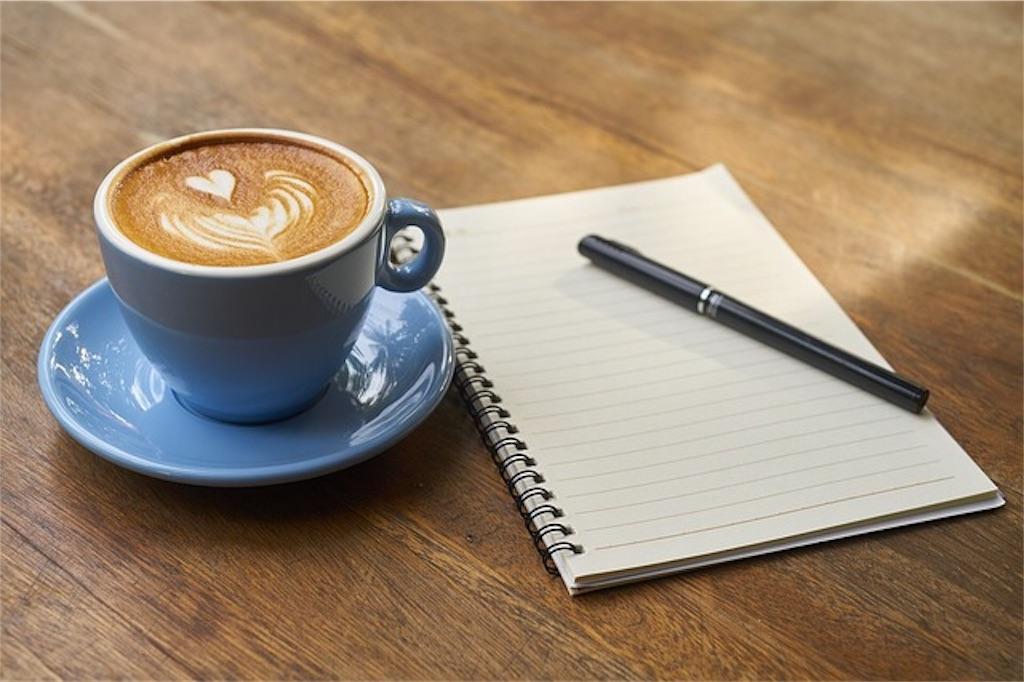 コーヒー メモ