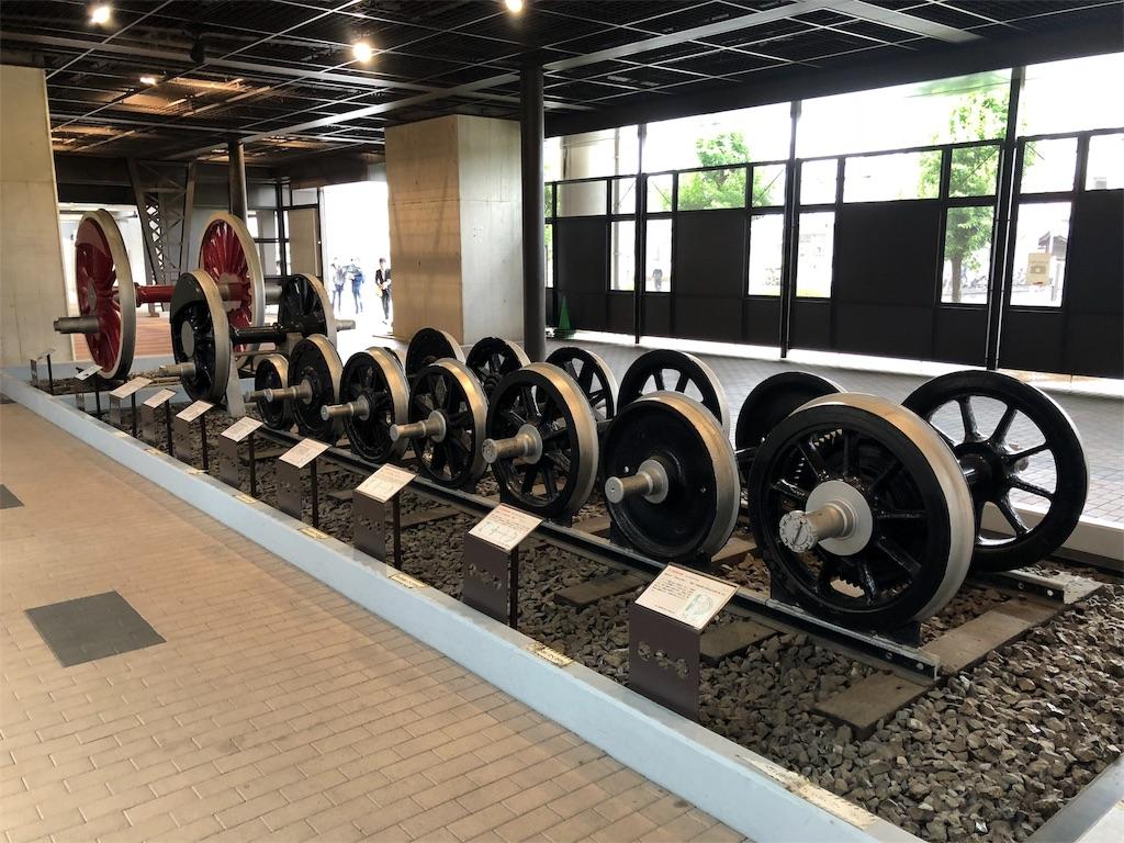 鉄道博物館 エントランス