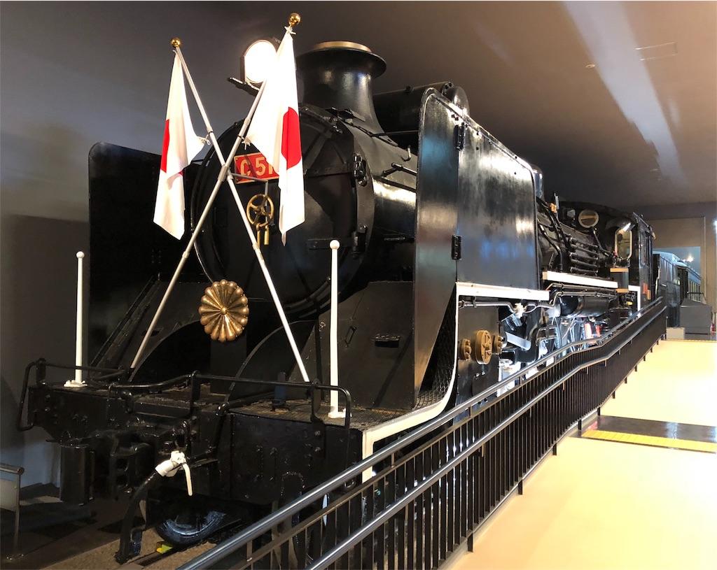 鉄道博物館 C51形式蒸気機関車