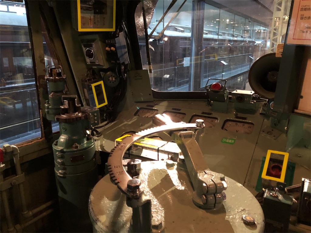 鉄道博物館 EF58形式電気機関車