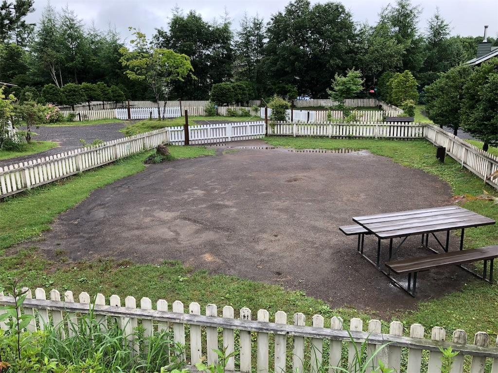 北軽井沢スウィートグラス ガーデン広々サイト