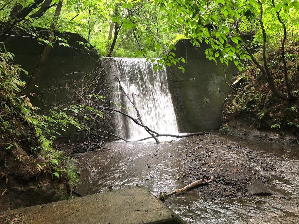 北軽井沢スウィートグラス ジェロニモの滝