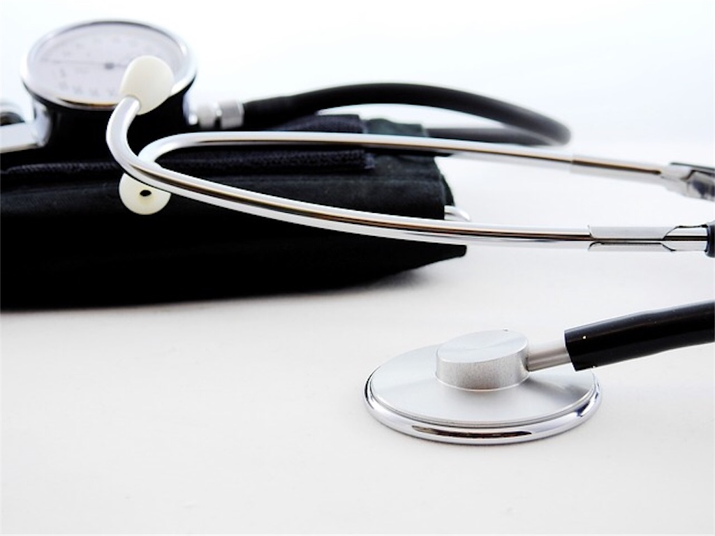 聴診器 診察