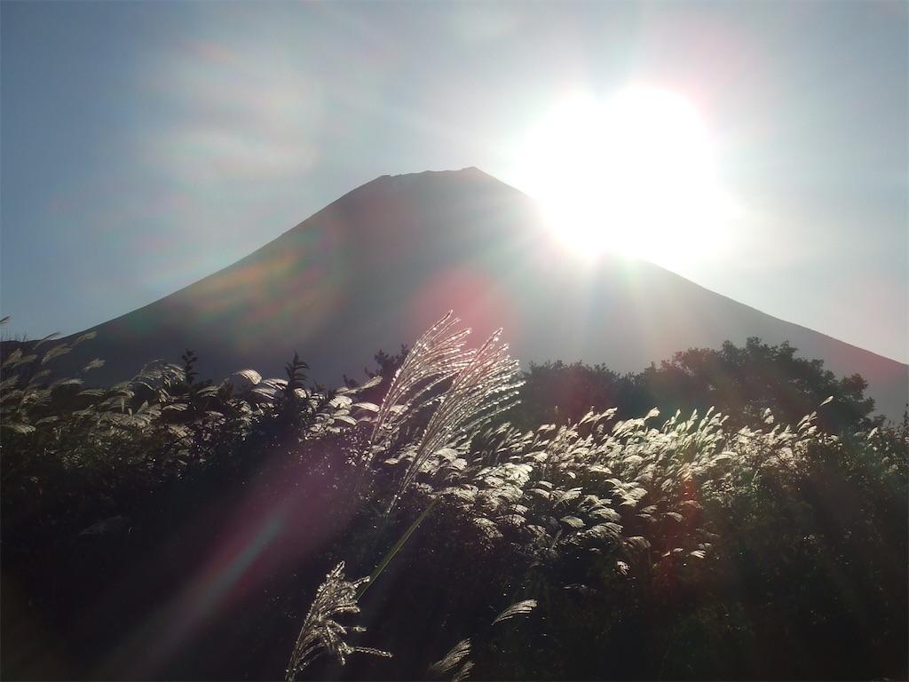 朝霧JAM 富士山 御来光
