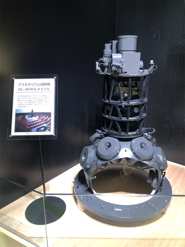 プラネタリウム投影機 GL-AT
