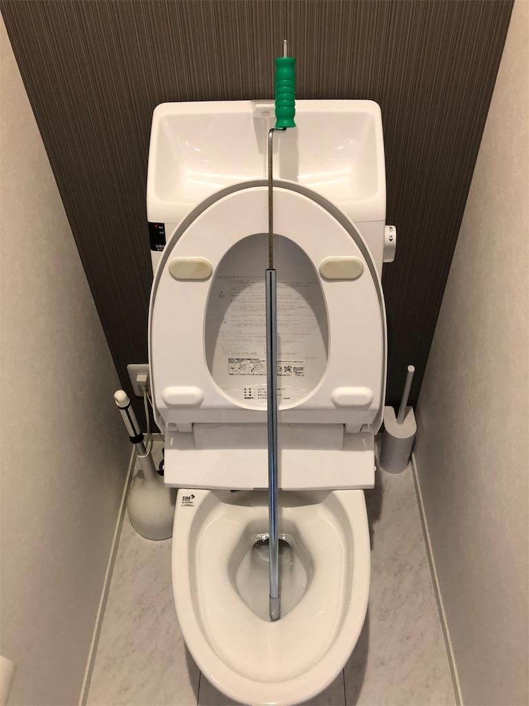 トイレ ワイヤーブラシ