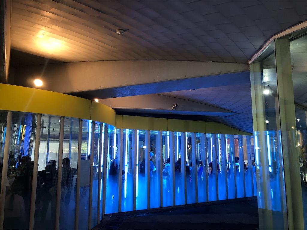 多摩六都科学館 入口