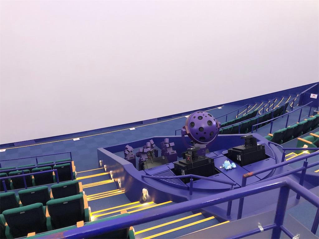 多摩六都科学館 プラネタリウム