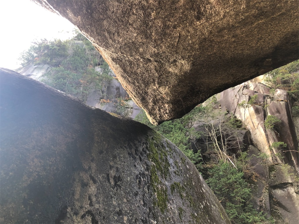 昇仙峡 石門
