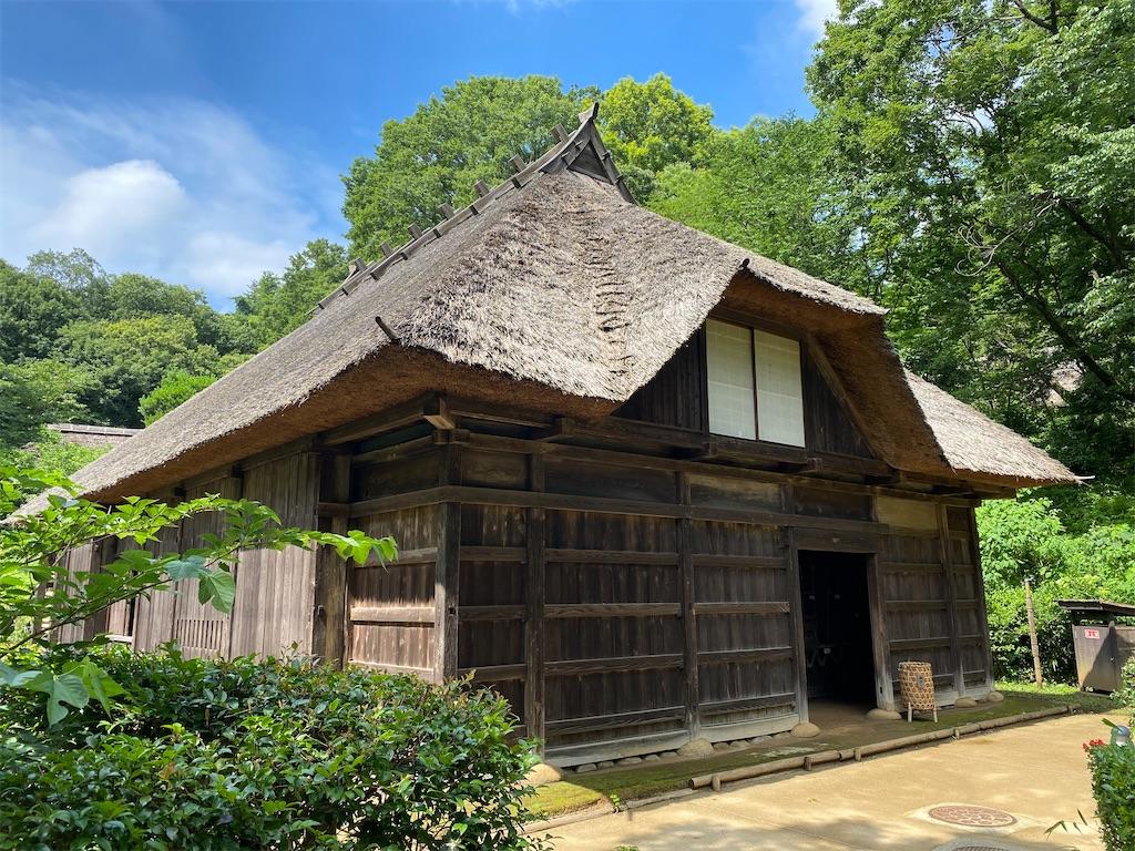 日本民家園 旧菅原家住宅(山形県)