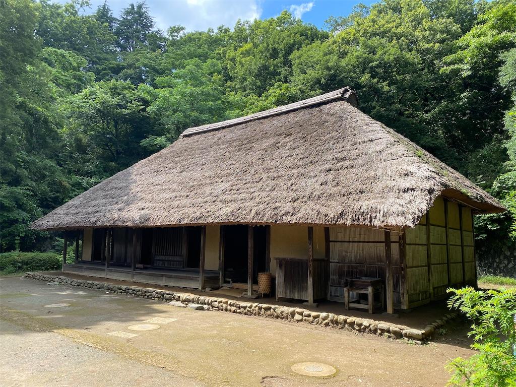 日本民家園 旧北村家住宅(神奈川県)