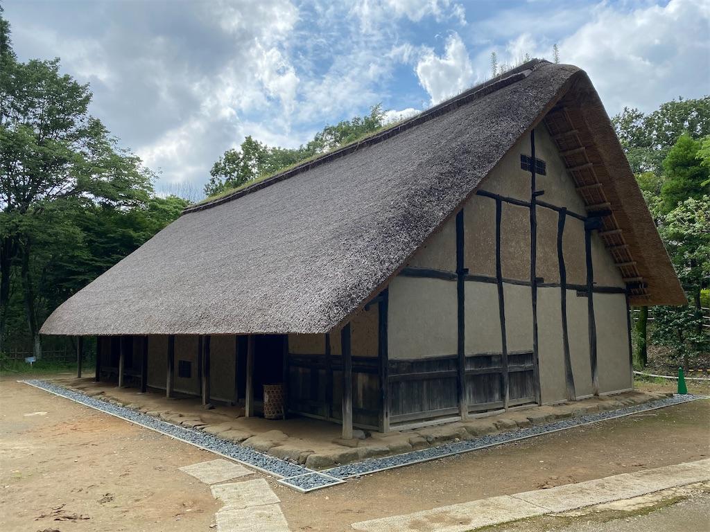 日本民家園 旧広瀬家住宅(山梨県)