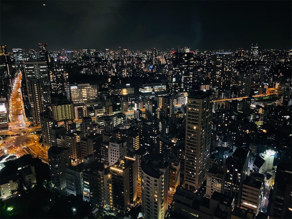 東京タワー メインデッキ 夜景