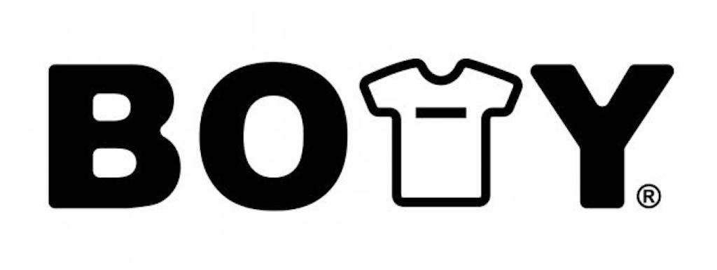 BOTY ロゴ