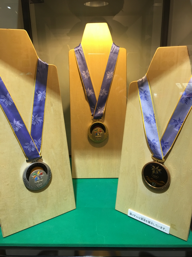 東京造幣局オリンピックメダル