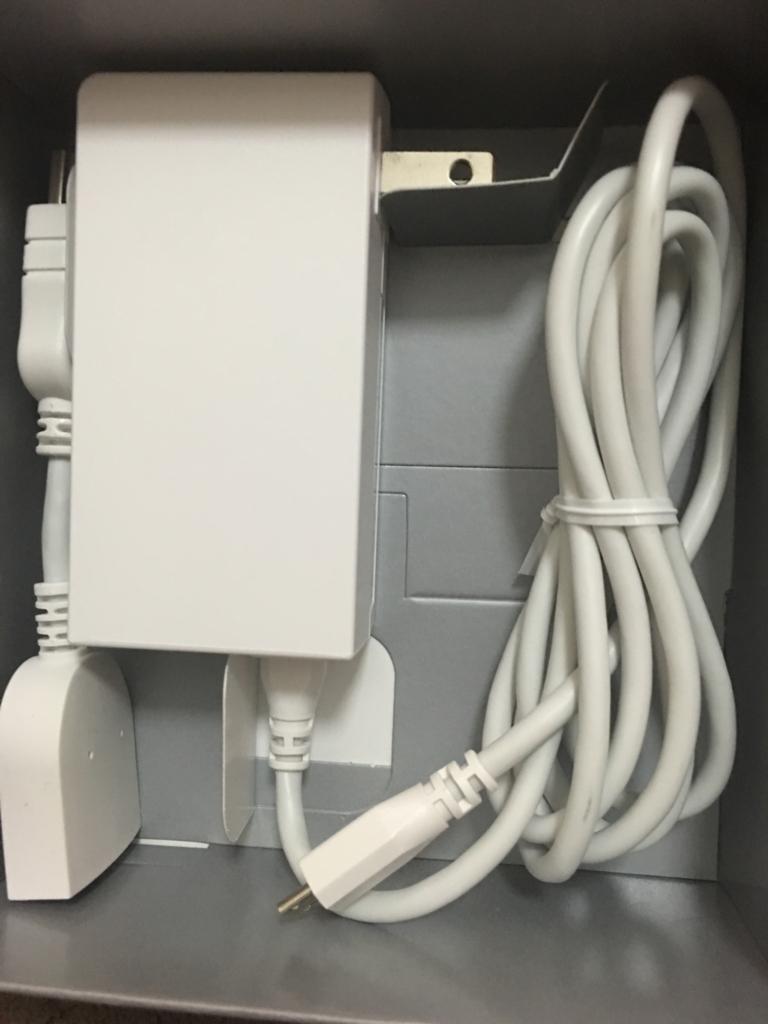 REONET新サービス「Life Stick」開封の儀ACアダプタ等付属品一式