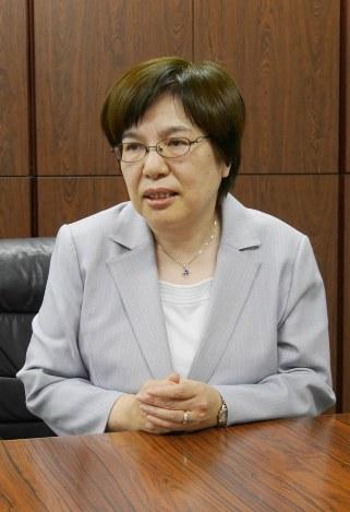 岡田優子教育長