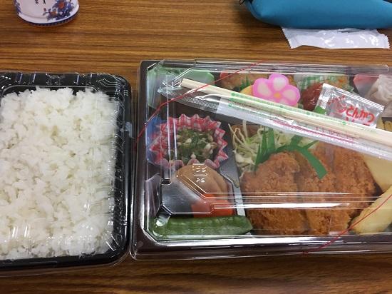 外国人技能実習制度関係者養成講習 佐賀県会場 お弁当