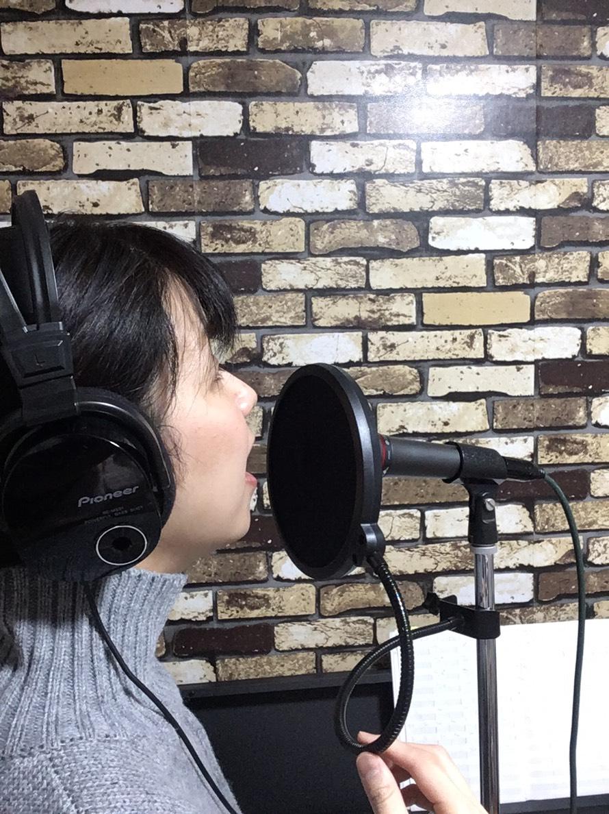 羽木宏美 レコーディング