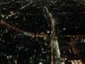 あべのハルカス展望台からの夜景