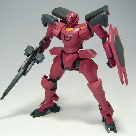 バンダイ HG 1/144 アヘッド量産...