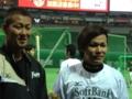 チョメと中田