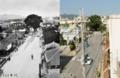 [沖縄][名護]1960年代と2012年のひんぷんガジュマル周辺