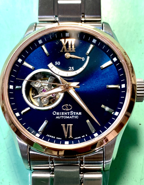 ORIENT STAR RK-AT000BL