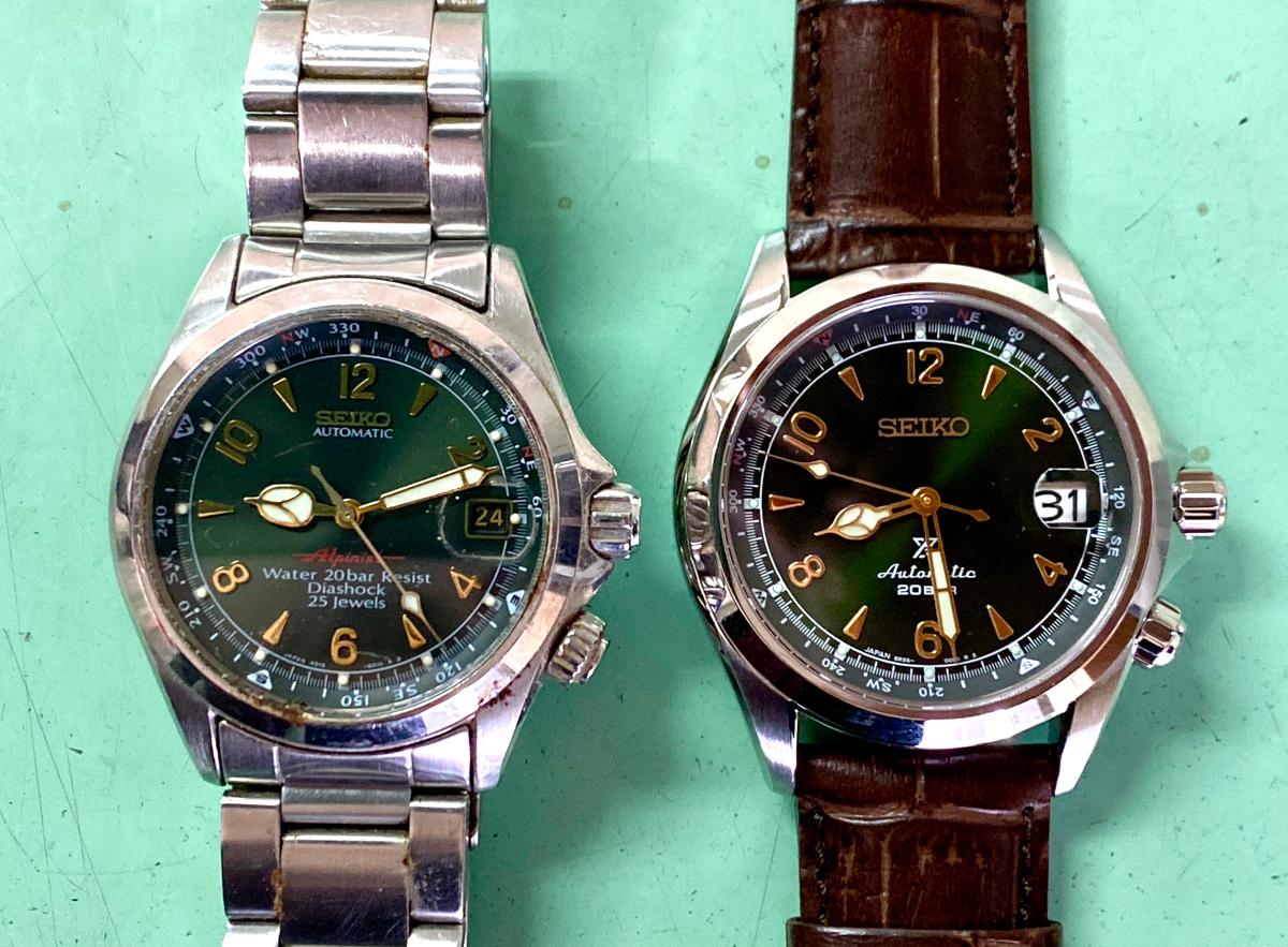 SARB017とSBDC091の比較