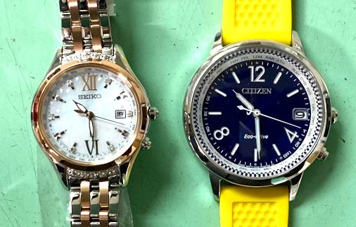 ルキアSSVV058(右)と大坂なおみ限定(左)の比較画像