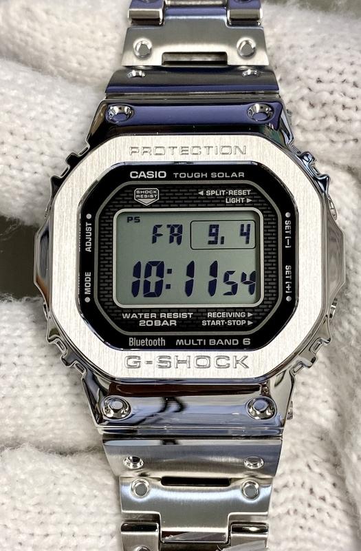 カシオ G-SHOCK GMW-B5000D-1JF