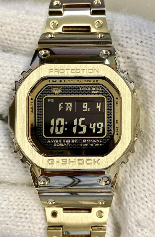 カシオ G-SHOCK GMW-B5000GD-9JF