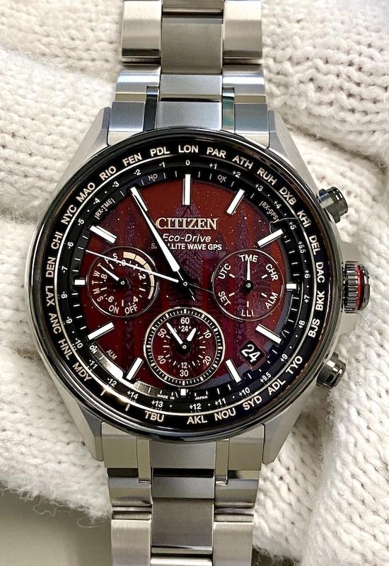 シチズン アテッサ CC4005-71Z